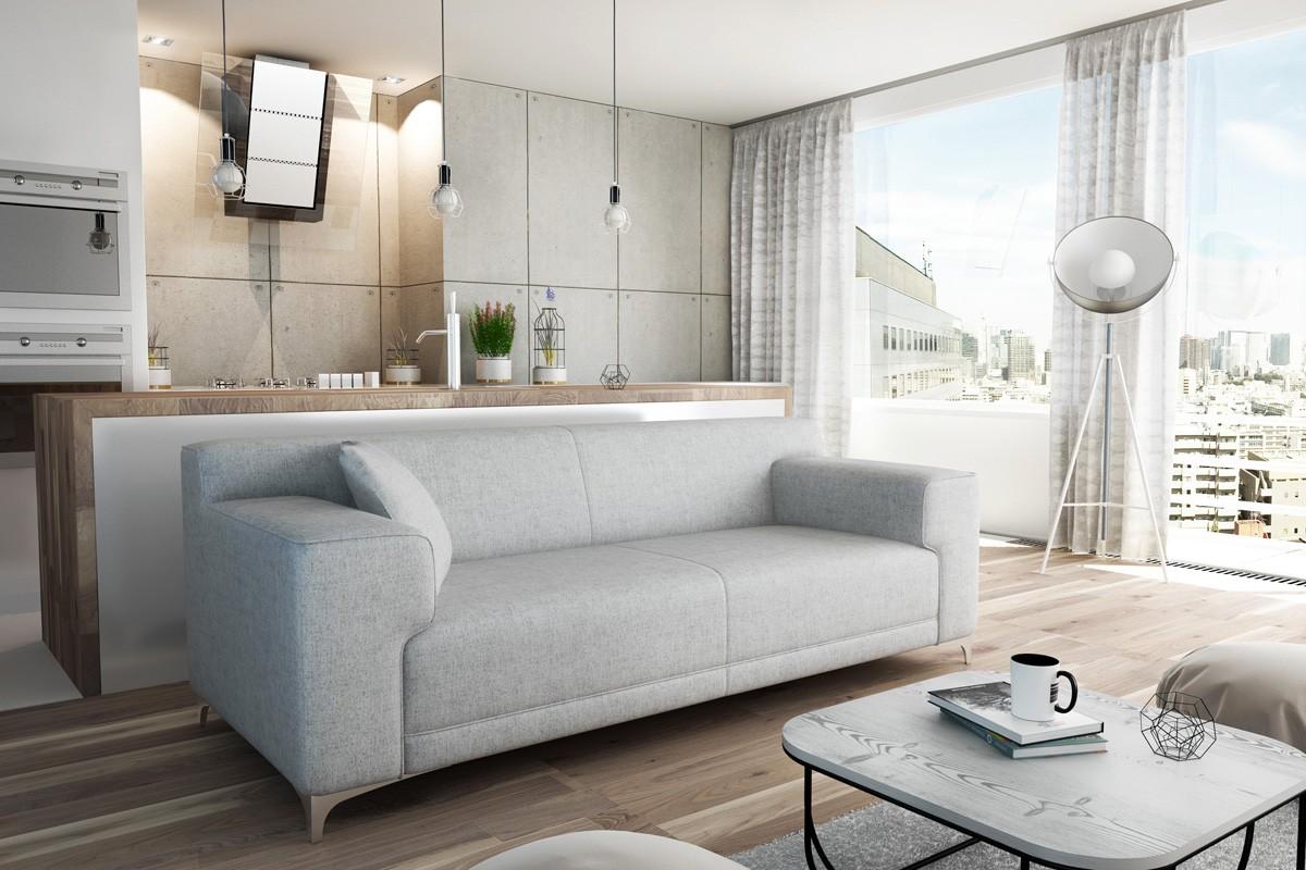szara sofa dante