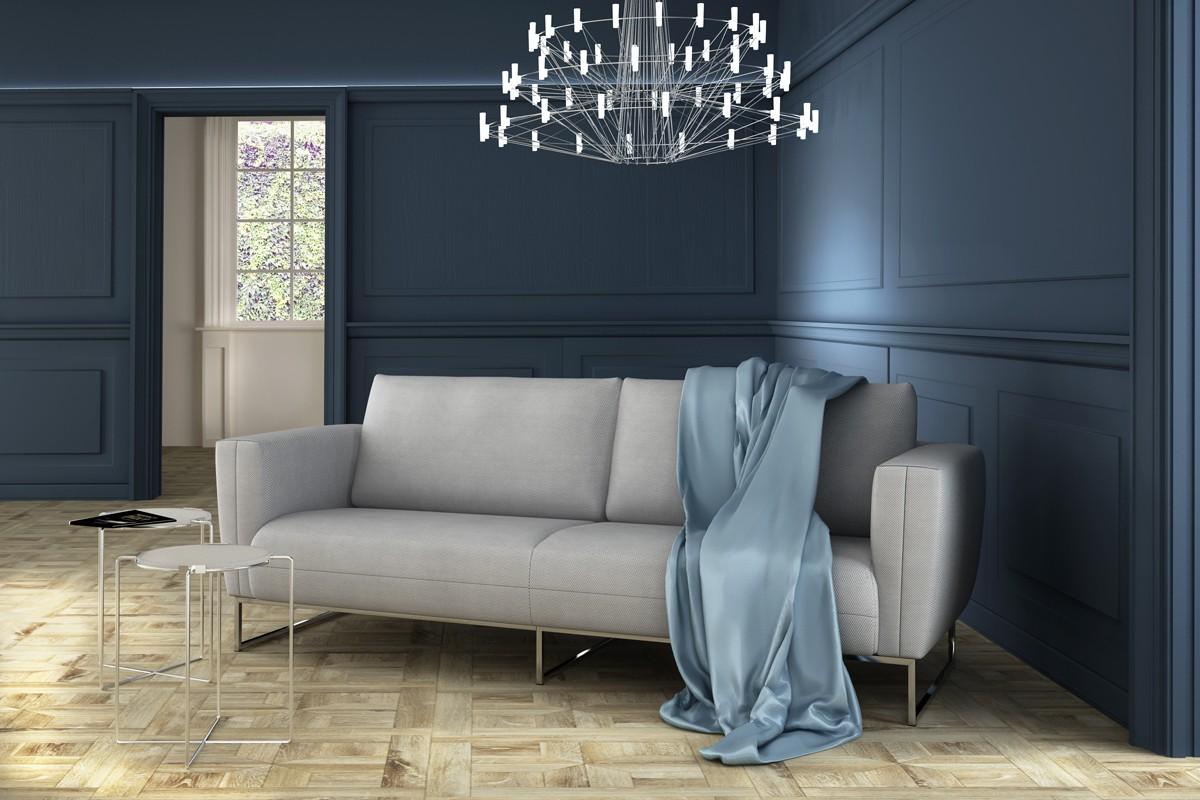 szara sofa hana
