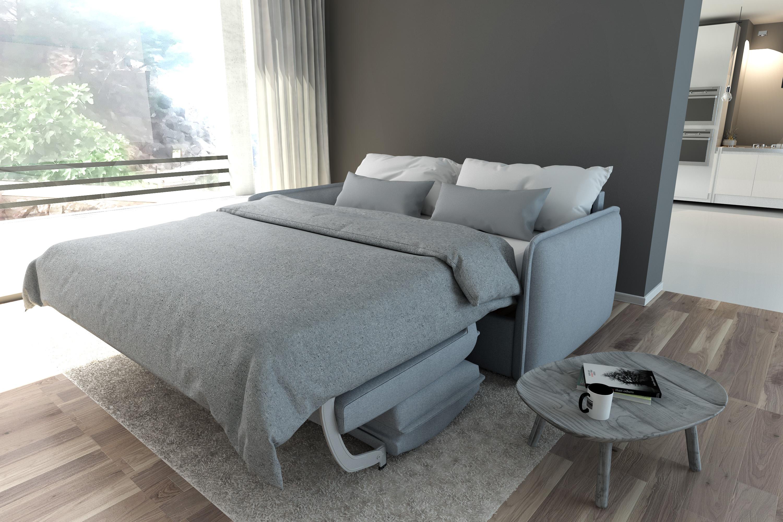 sofa ivy rozłożona