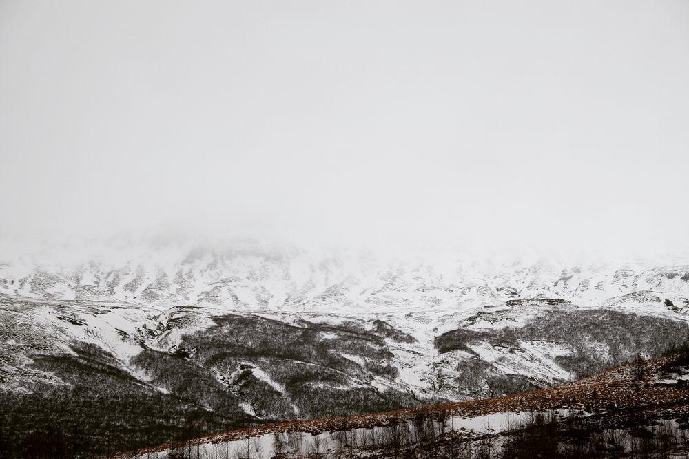 skandynawski krajobraz